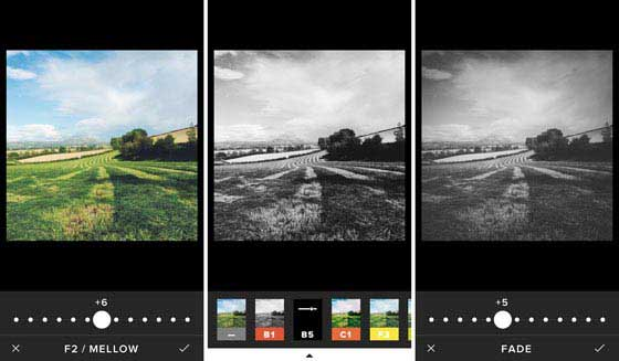 migliore app per modificare le foto per iphone