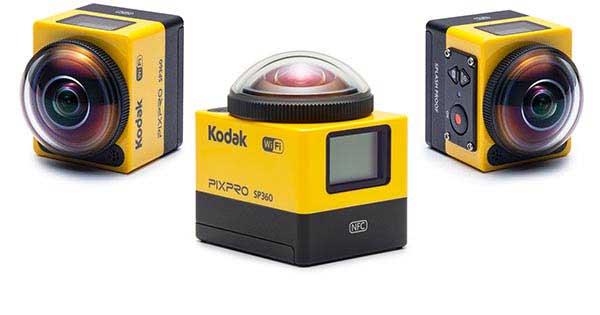 KODAK SP360 > Recensione | Caratteristiche | Opinioni