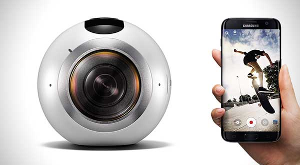 samsung gear 360 app