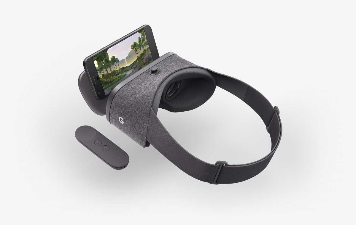 Google DayDream Visore VR