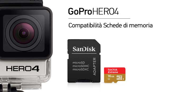schede-sd-per-gopro-hero4-compatibilita