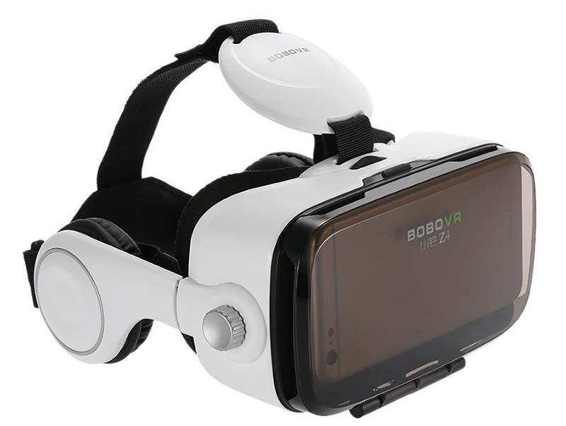 Recensione Visore VR bobovr z4