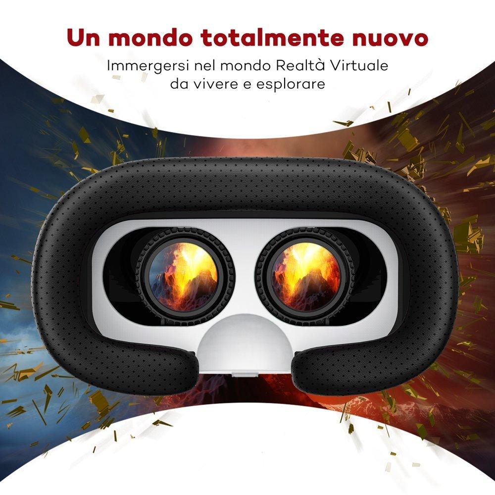 Occhiali VR 3D TaoTronics | Recensione Visore VR